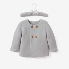 Load image into Gallery viewer, Cardigan - Gray 6 Months
