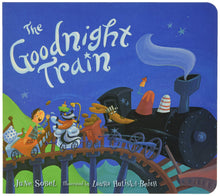 Load image into Gallery viewer, The Goodnight Train Board Book