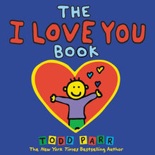 Load image into Gallery viewer, The I Love You Book