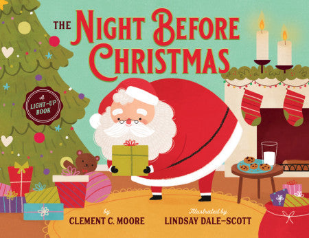 The Night Before Christmas: A Light Up Book