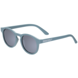 Load image into Gallery viewer, Teal Keyhole With Silver Mirrored Lenses Ages 0-2
