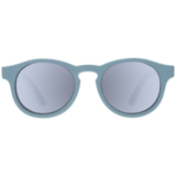 Teal Keyhole With Silver Mirrored Lenses Ages 0-2
