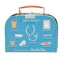 Load image into Gallery viewer, Doctor's Medical Bag