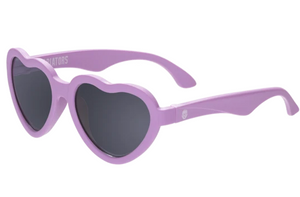 Hearts Ooh La Lavender Sunglasses Ages 3-5
