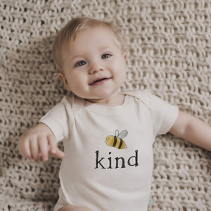 Be Kind Graphic Onesie