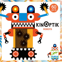 Load image into Gallery viewer, Kinoptik Robots - 60Pcs