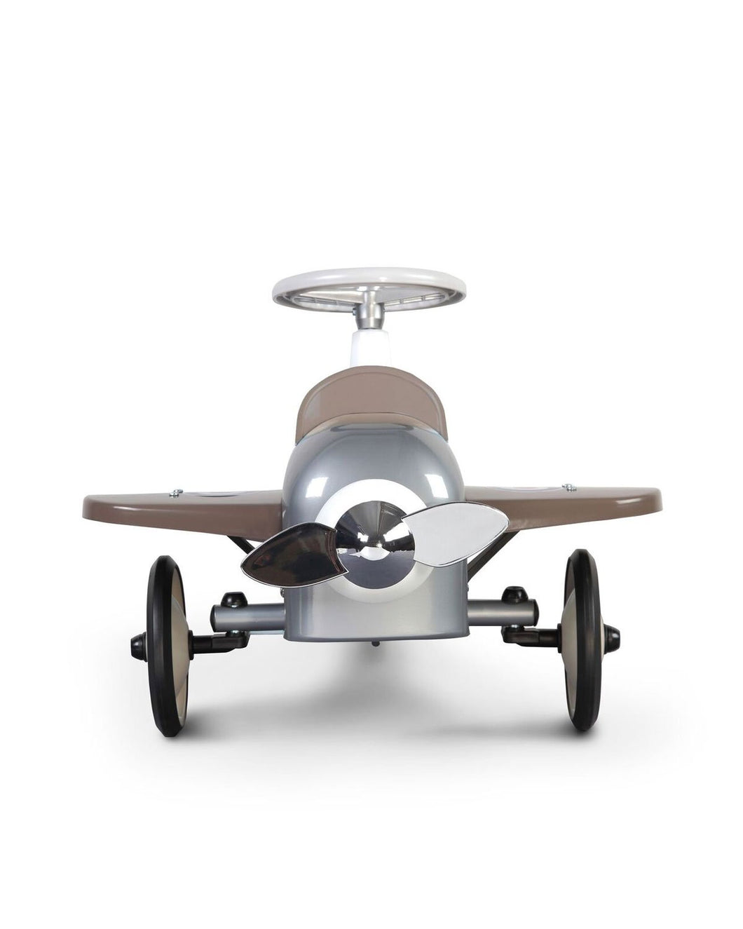 Ride-On SPEEDSTER Plane - Silver