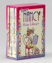 Load image into Gallery viewer, Fancy Nancy Petite Library
