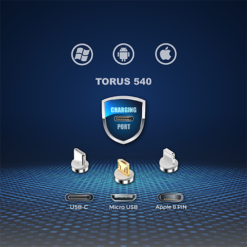 Torus 540 Connector Tips
