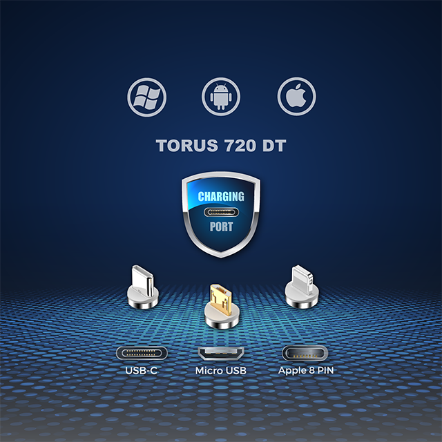 Torus 720 DT Connector Tips