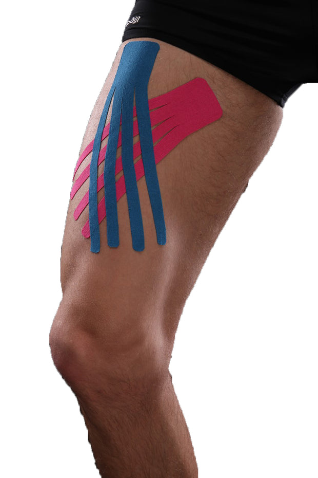 Bulk Uncut Roll Kinesiology Tape (Synthetic)