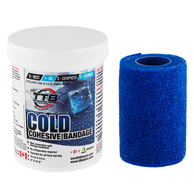 Cohesive Cold Bandages
