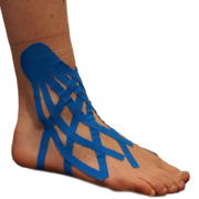 Repetitive Strain Kinesiology I-Strips (Cotton)