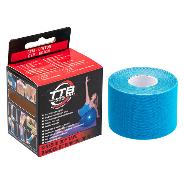 Gym Kinesiology Tape (Cotton)