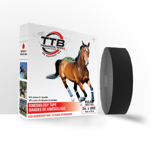 Mega Mighty Mustang Horse Tape (Cotton)