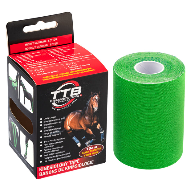 Mega Mustang Horse Tape (Cotton)