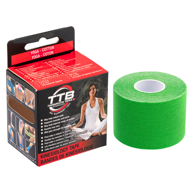 Yoga Kinesiology Tape (Cotton)