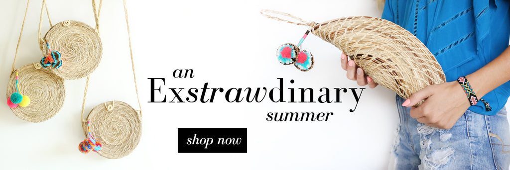 An Exstrawdinary Summer
