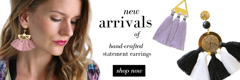 New Ethical Earring Goodness has Arrived!
