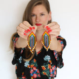 Luisa Embera Earrings