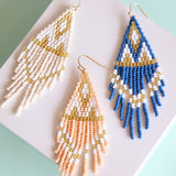 Azul Embera Earrings
