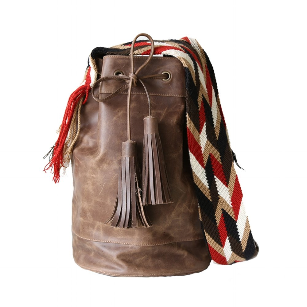 Kojee Leather Mochila
