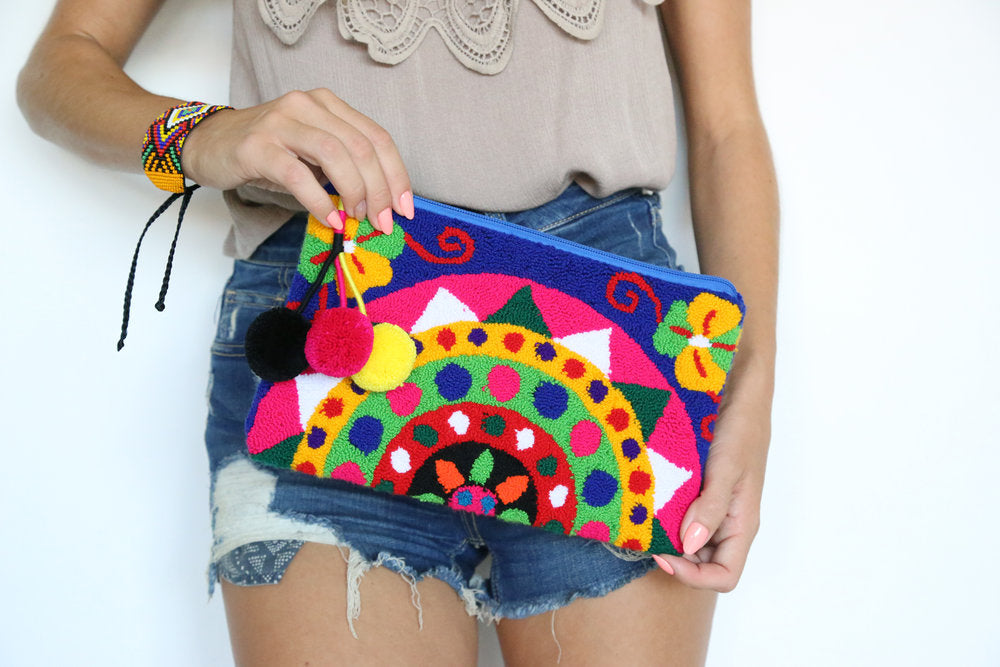 Catalina Clutch Royal