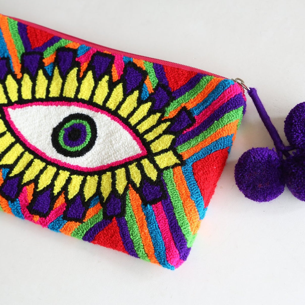 Evil Eye Clutch No. 4