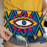 Evil Eye Clutch No. 5