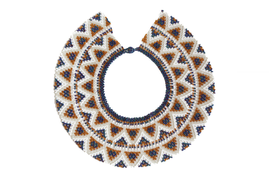 Embera Necklace Collar Copper