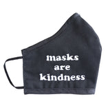 Kindness Embroidered Mask