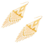 Embera Earrings Riesling