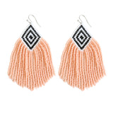 Sunset Embera Earrings