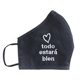 Todo Embroidered Mask
