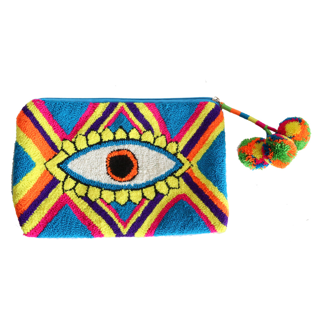 Evil Eye Clutch No. 7
