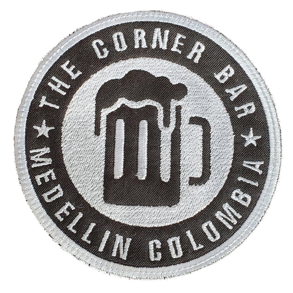 The Corner Bar Medellin Patch