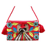Catalina Crossbody Red