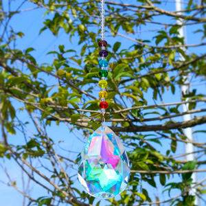 Suncatcher™ Light Reflecting Crystal