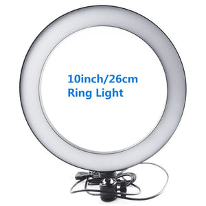 The Content Creator - Ring Light