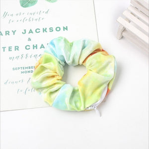 Zipper Scrunchie