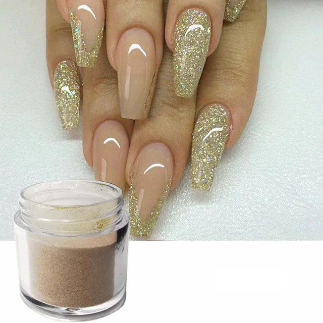 Nails Gradient Glitter Acrylic Powder