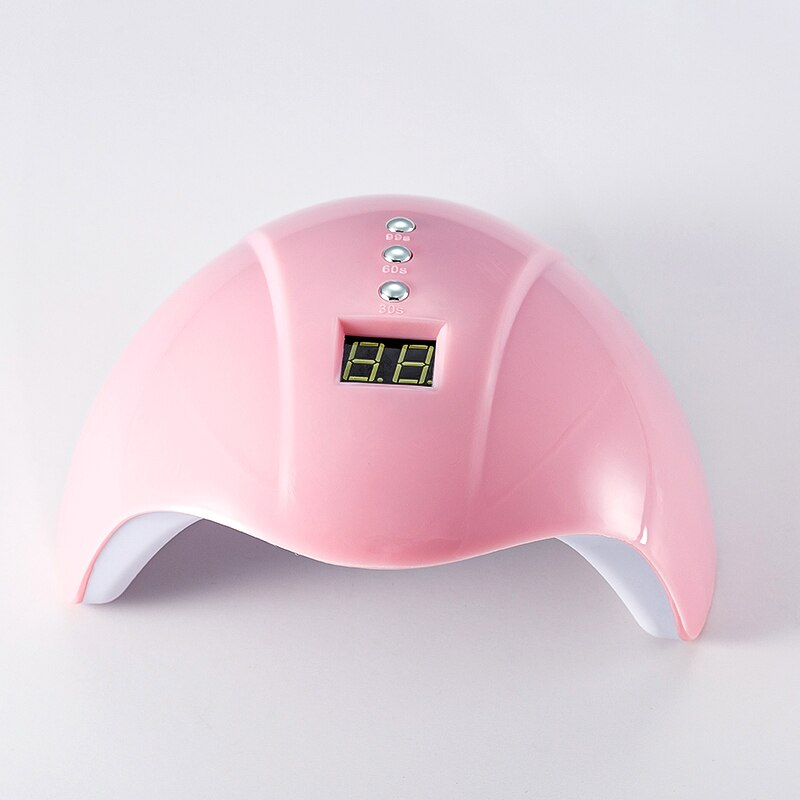 36W Smart Nail UV LED Lamp