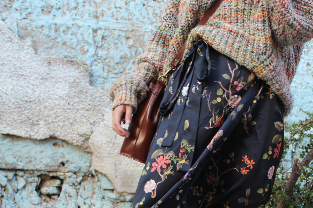 What's in My Bag with Ann Schönrock from Fashion Fika