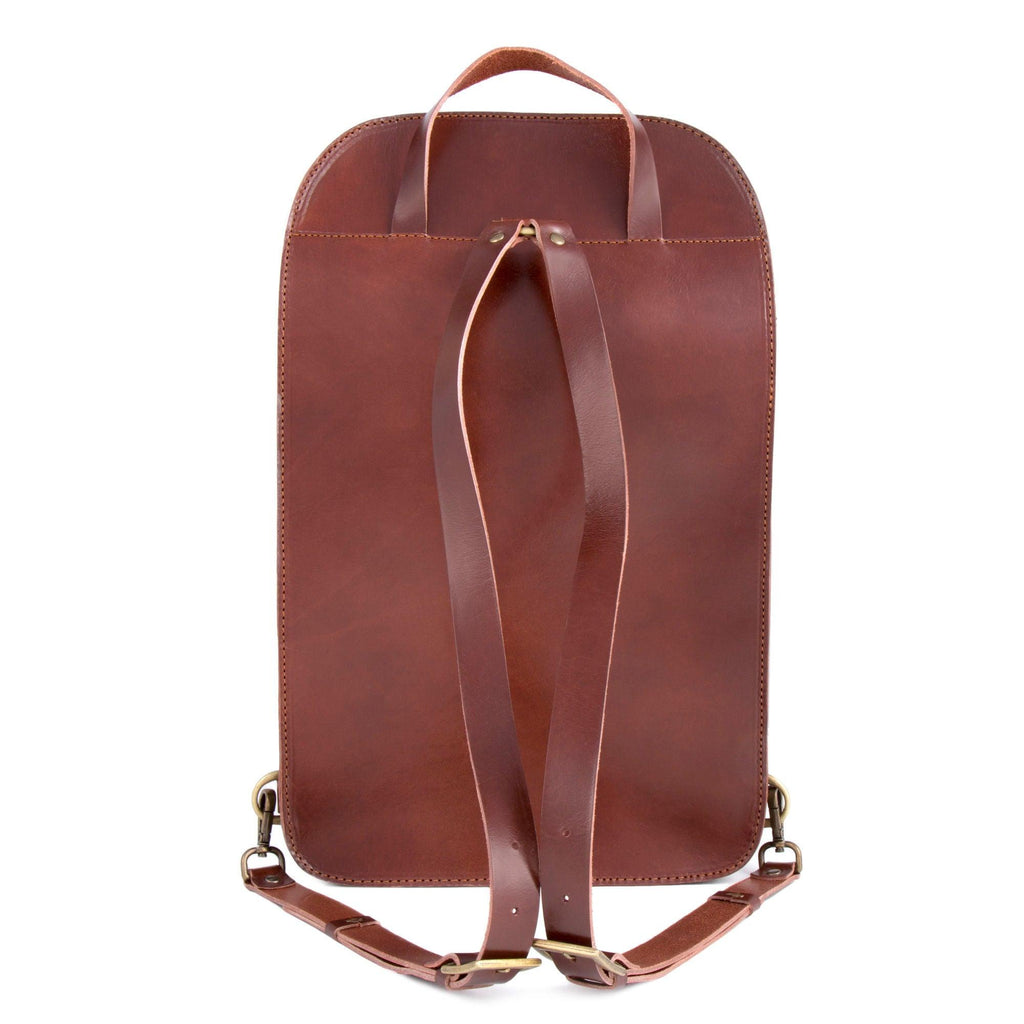 EMILIO backpack in brown - MOIMOI accessories