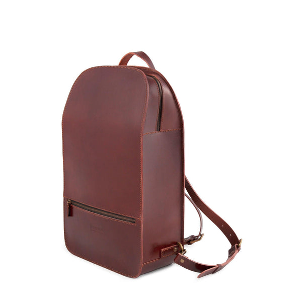 EMILIO backpack in brown - TREASURES - MOIMOI accessories