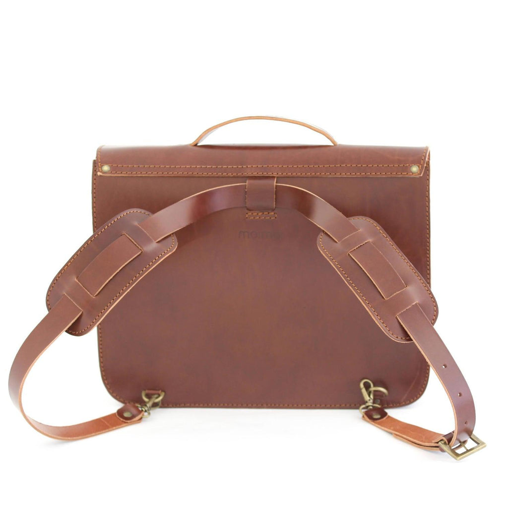 KOKO 3-in-1 bag in brown - MOIMOI accessories
