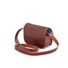 LAURA small handbag in brown - MOIMOI accessories