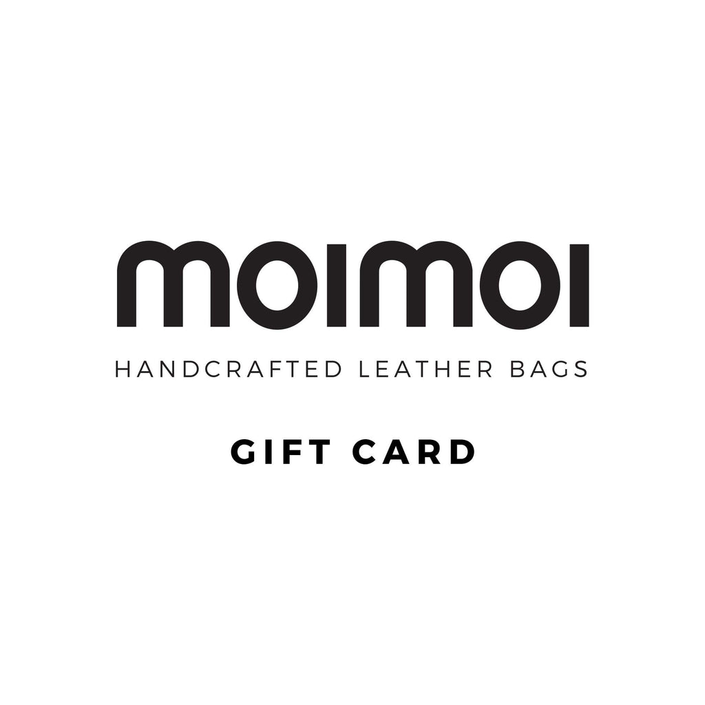 MOIMOI Gift card - MOIMOI accessories