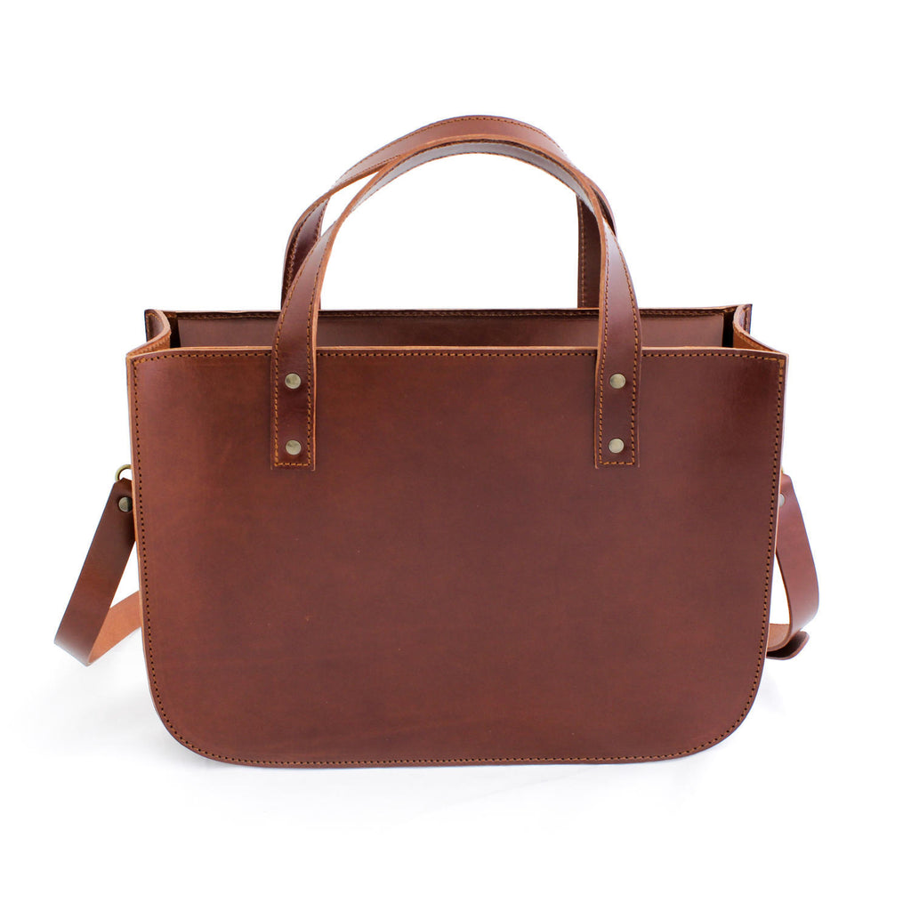 OTTO tote bag in brown - MOIMOI accessories