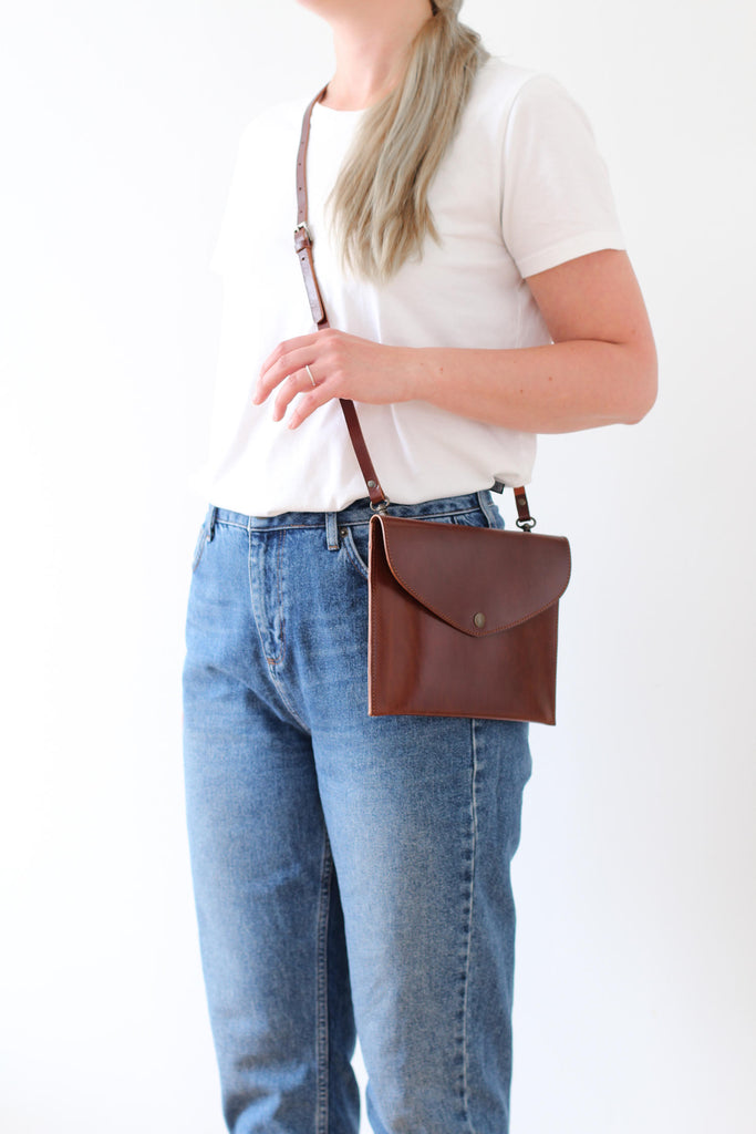 ROSEMARY bag in brown - MOIMOI accessories